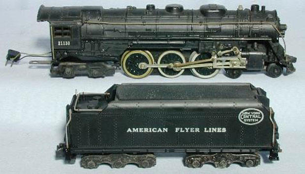 AF21130 NYC AFL Hudson hudson 4 6 4 locomotives american flyer steam engine wiring diagram at soozxer.org