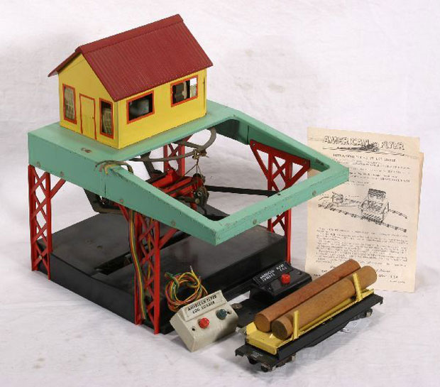 The Gilbert Gallery - American Flyer Operating Accessories ... on