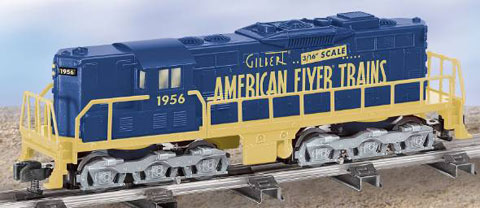 Image result for american flyer commemorative GP7