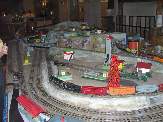 The Gilbert Gallery American Flyer S Scale Model Trains